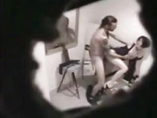 Lolita fucking on spycam